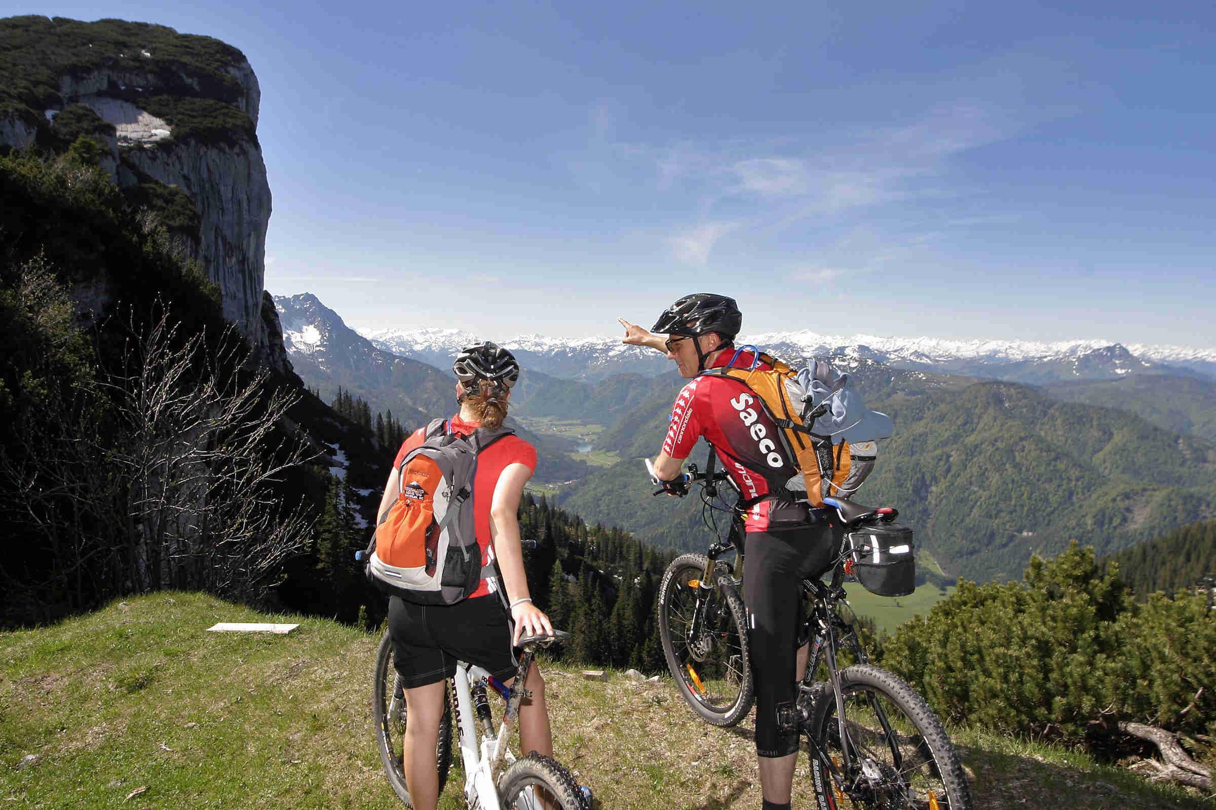Radfahren & Moutainbiken