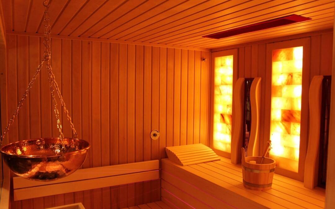 Apartment Steinplatte Sauna Haus