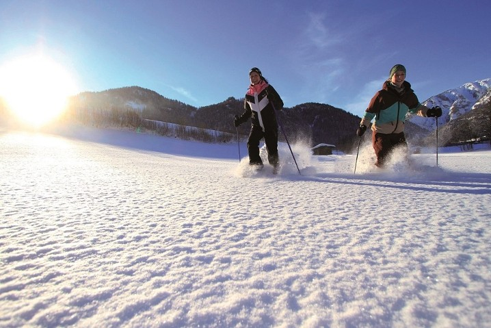 Winterwandern in Tirol Winterfans